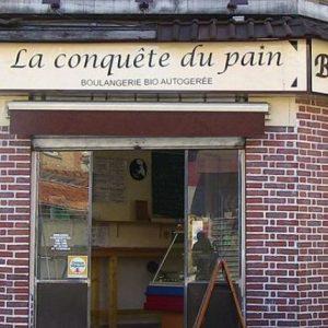 La Conquista del Pan, panadería anarquista de París