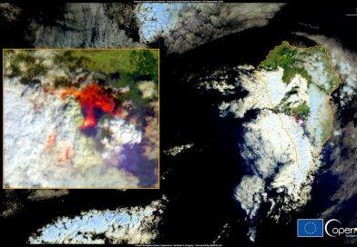 Directo: Erupción del volcán en Cumbre Vieja de La Palma