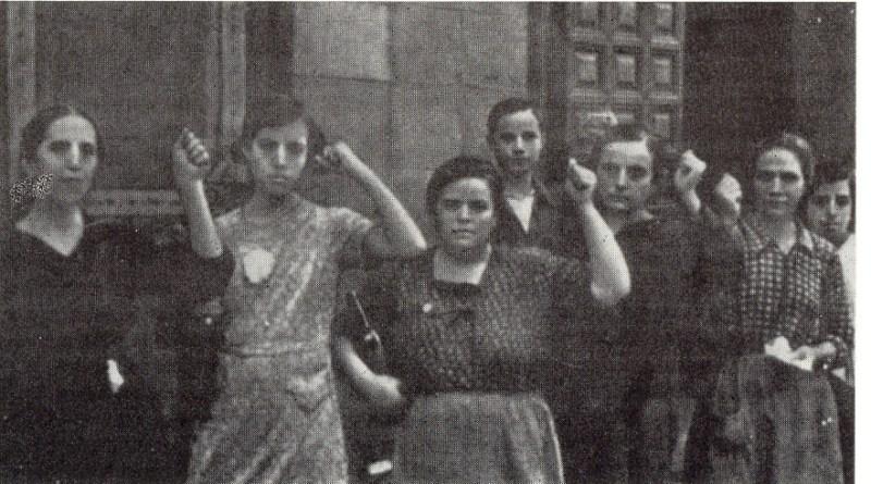 Historia de las Mujeres Libres