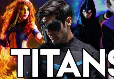 """TITANS"" Trailer"