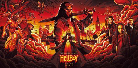 """""""Hellboy"""" 2019 Trailer"""