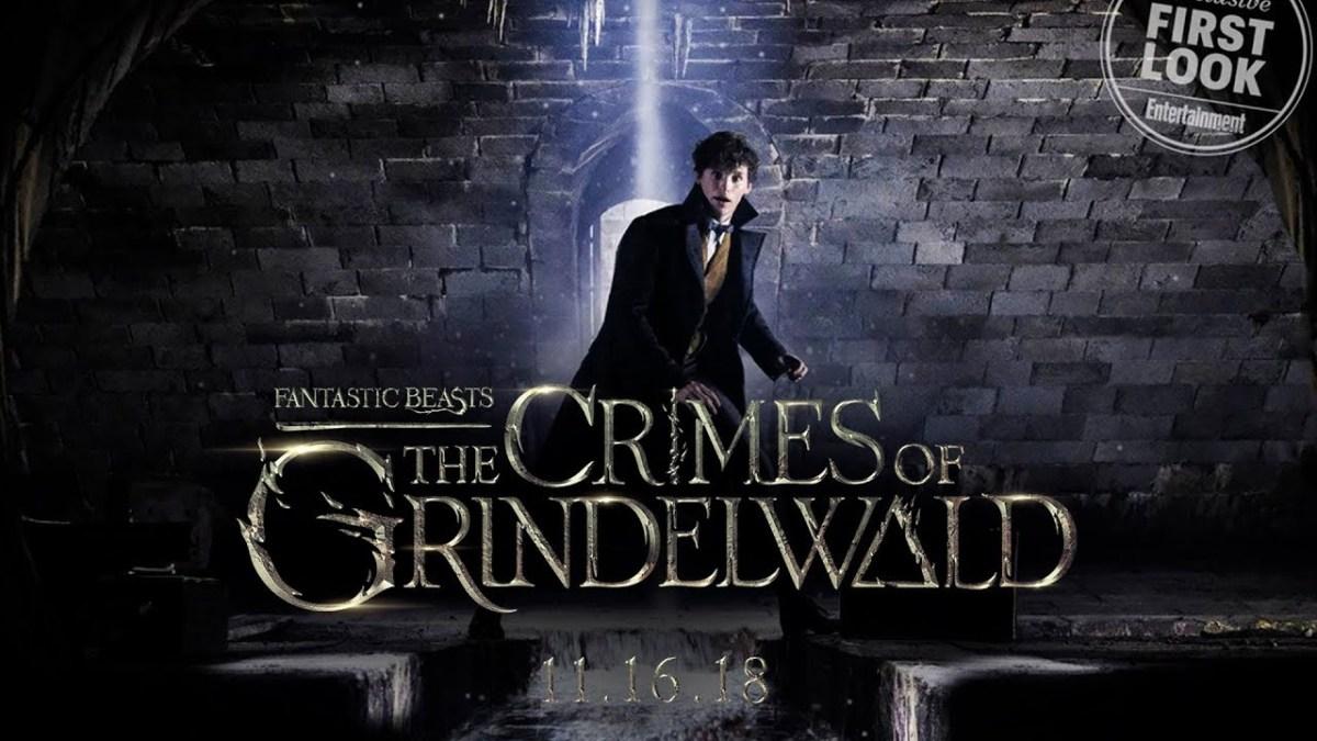 """Trailer """"Animales Fantásticos: Los Crímenes de Grindelwald"""""""