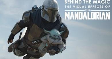 El Mandaloriano: Los Efectos Visuales detrás de las cámaras