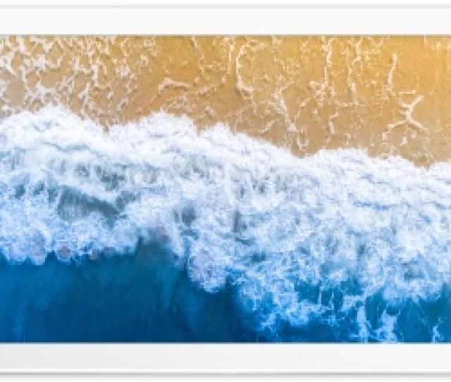 Blue Ocean Aesthetic Background Hd Wide Wallpaper For 4k Uhd Widescreen Desktop Smartphone