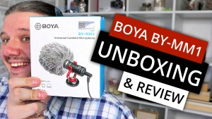 Boya BY-MM1 Microphone Hands On Review and Unboxing, alan spicer,boya by-mm1,boya by mm1,boya by-mm1 review,best shotgun microphone,shotgun microphone,micro shotgun mic,boya microphone,boya microphone review,boya mic,boya by-mm1 unboxing,mini shotgun mic,shotgun mic,mini shotgun microphone,budget microphone,mini shotgun mic review,boya by-mm1 video microphone,boya by-mm1 test,review mic boya by mm1,boya by-mm1 universal cardiod shotgun microphone review,small shotgun mic,best small shotgun mic,boya,asyt