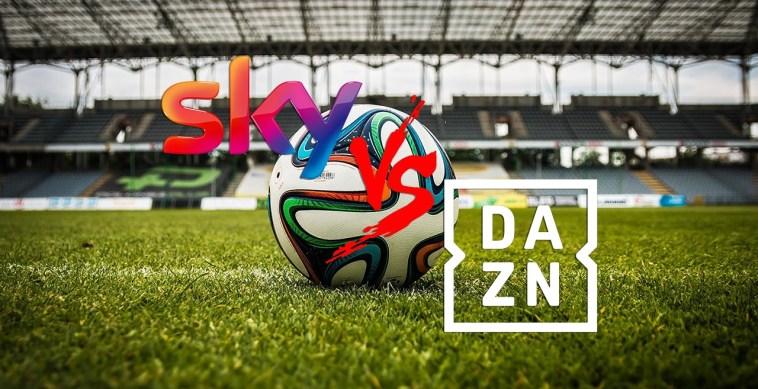 Dazn rifiuta l'offerta di Sky di 500 milioni di euro, ma non è finita qui