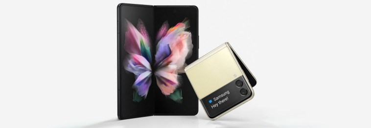 Galaxy Z Fold 3 e Z Flip 3 certificati per la resistenza ai liquidi ma non alla polvere