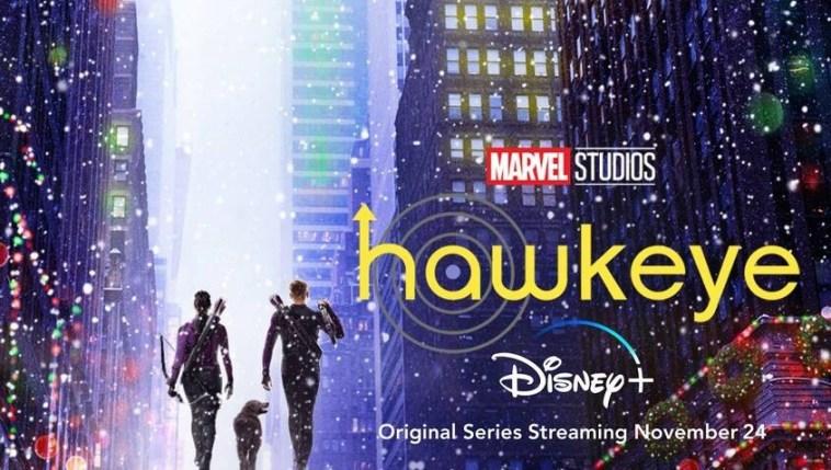Hawkeye dal 24 novembre su Disney+, ecco il trailer italiano!