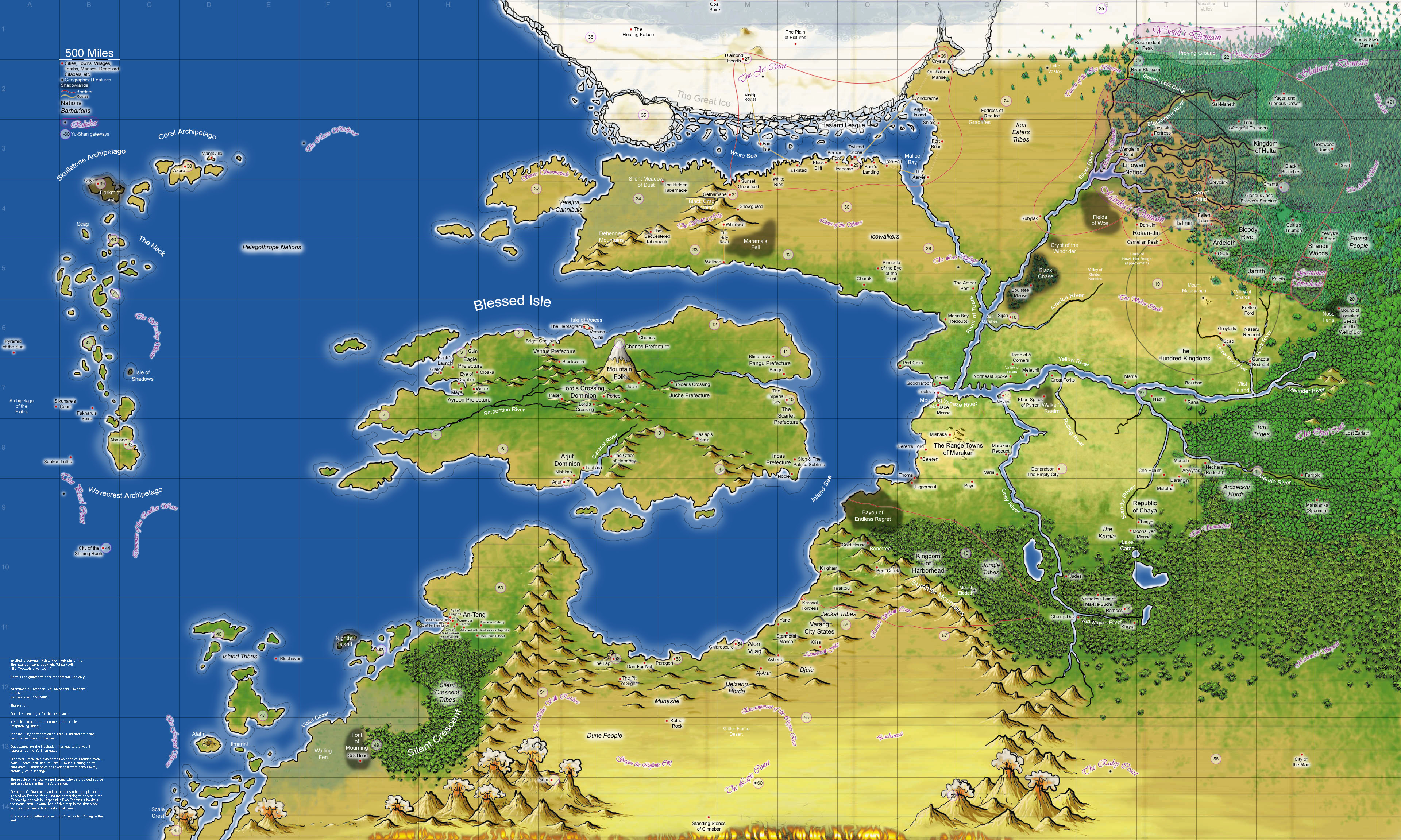 hd42 de   Rollenspiele   Exalted   Maps Map with uncertain locations