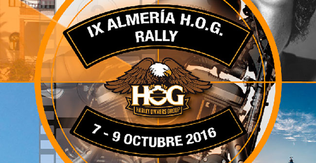 ALMERÍA HOG RALLY 2016
