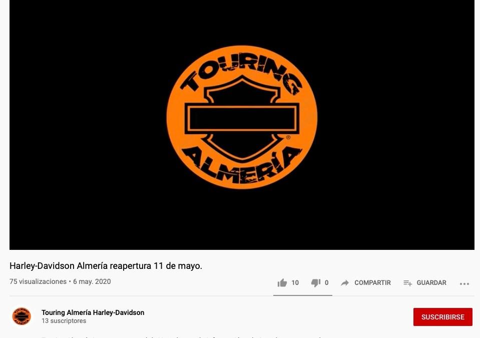 ¡Nuevo canal de YouTube!