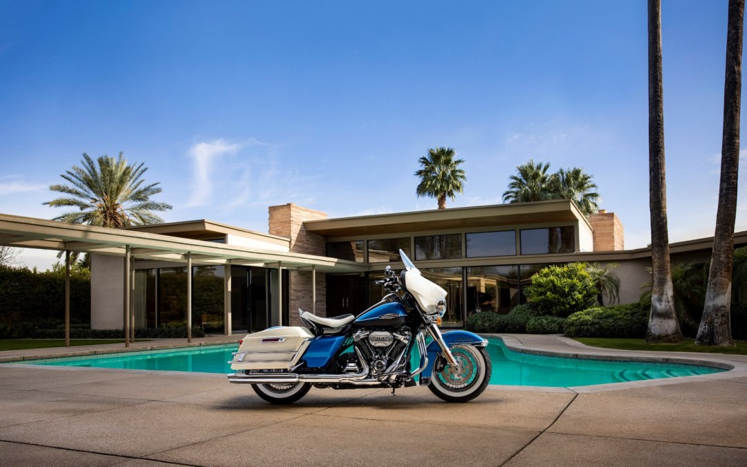 Nueva Harley-Davidson Icons Collection – Electra Glide Revival