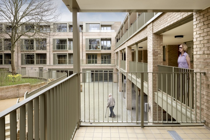 Windmill Court Extra Care The Housing Design Awards