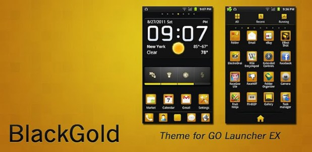 Wallpaper Gold Hd Untuk Android Allofthepicts Com
