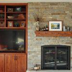 Wood Fireplace Mantel Installation Design Heartland