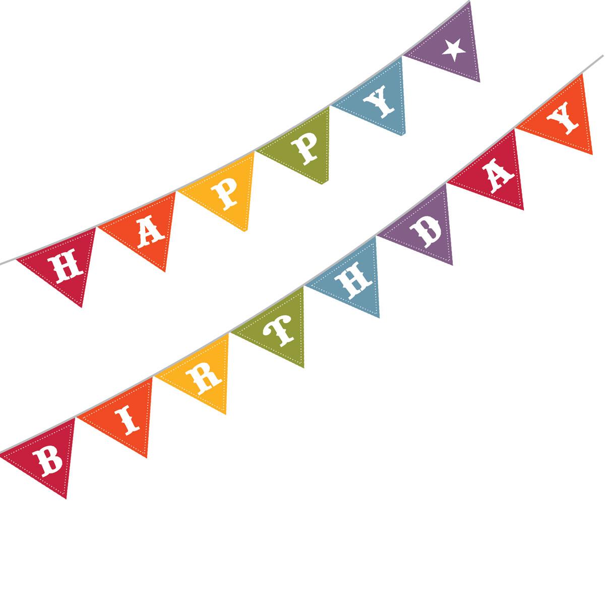 11 Happy Birthday Banner Clip Art Preview Happy Birthday Ba Hdclipartall