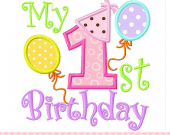 9 First Birthday Clipart Preview Happy Birthday De Hdclipartall