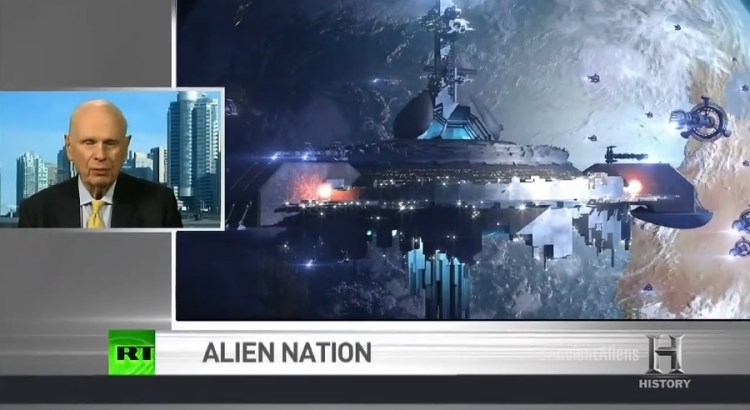 Ancient Aliens - The Mysterious Nine —
