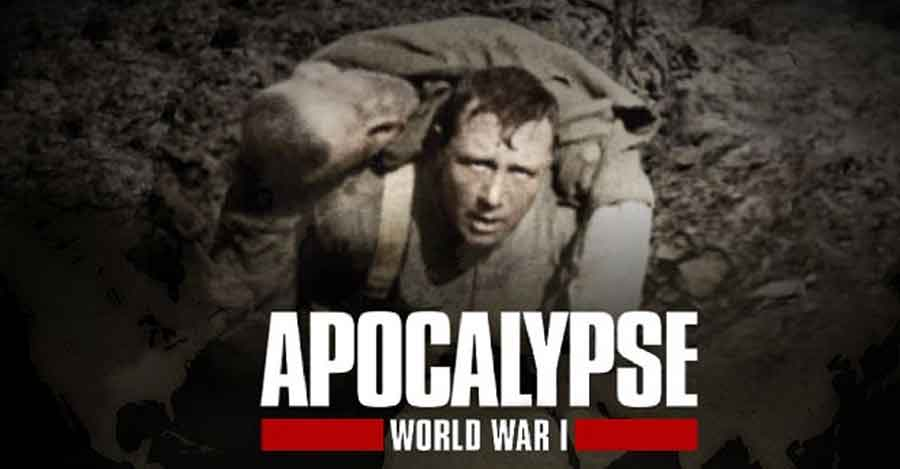 World War 1 – episode 2 – Fury