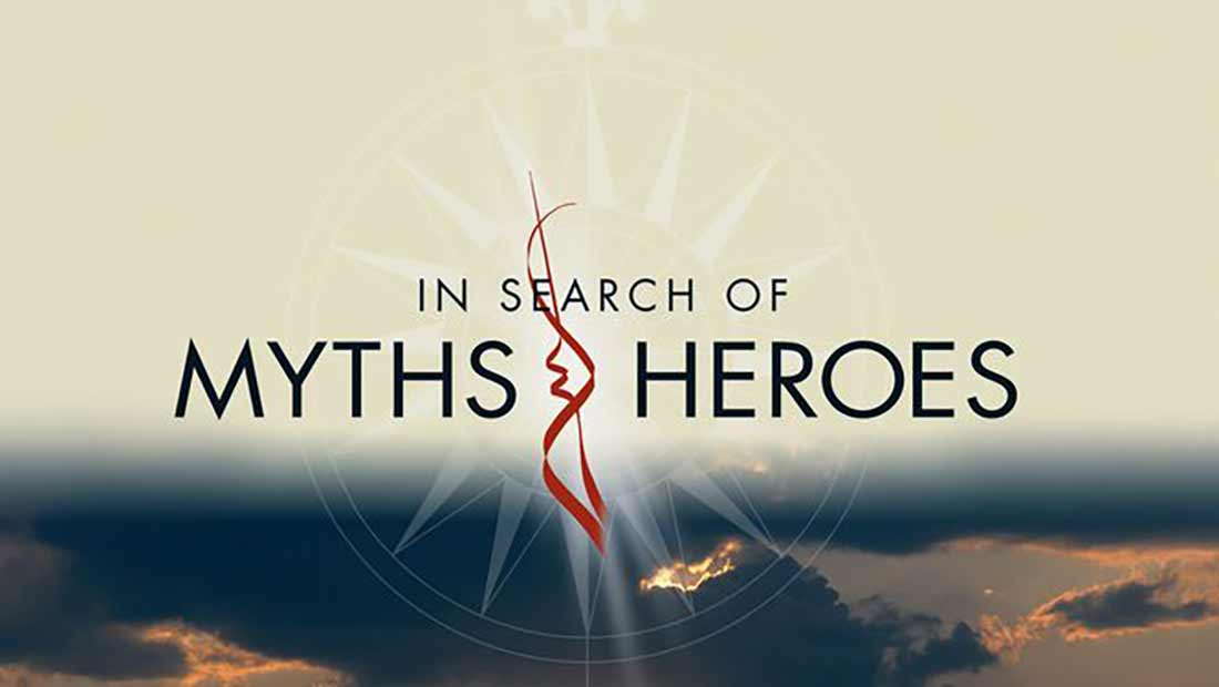 In Search of Myths and Heroes episode 1 – The Queen of Sheba