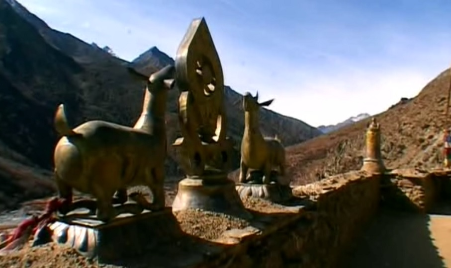 In Search of Myths and Heroes episode 2 – Shangri-La