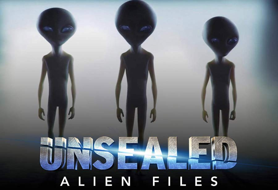 Unsealed: Alien Files – Unidentified Submerged Objects episode 25