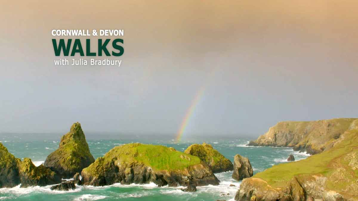 Cornwall and Devon Walks with Julia Bradbury episode 6