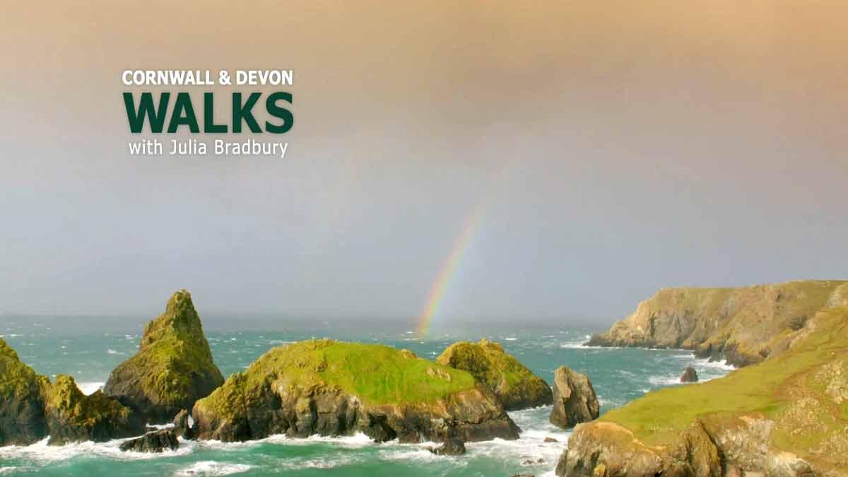 Cornwall and Devon Walks with Julia Bradbury episode 6