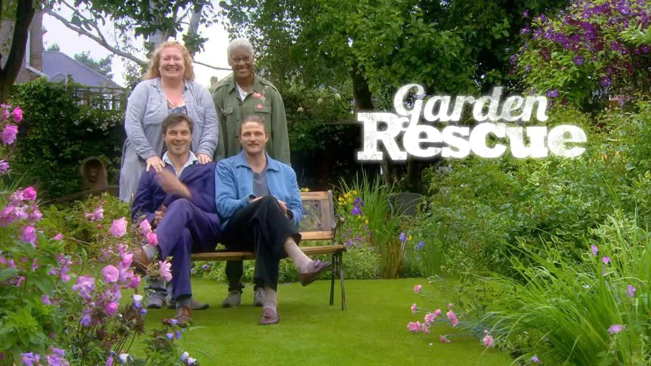 Garden Rescue episode 25 2021 – Pontypridd