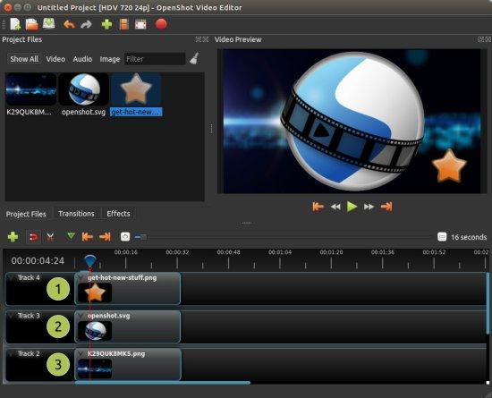 OpenShot Video Editor Full Crack