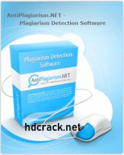 AntiPlagiarism NET Crack