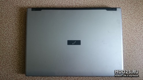 Продам ноутбук в разбор ROVER BOOK Pro 510L