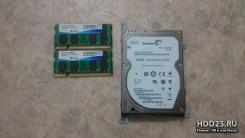 ASUS K50IN kupit DDR2, HDD 320