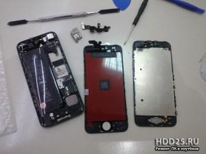 Ремонт Iphone 7 замена экрана, ремонт у вас на дому