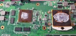 Замена термопасты процессора Владивосток