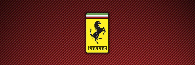Ferrari Logo Scuderia HD Desktop Wallpapers 4k HD