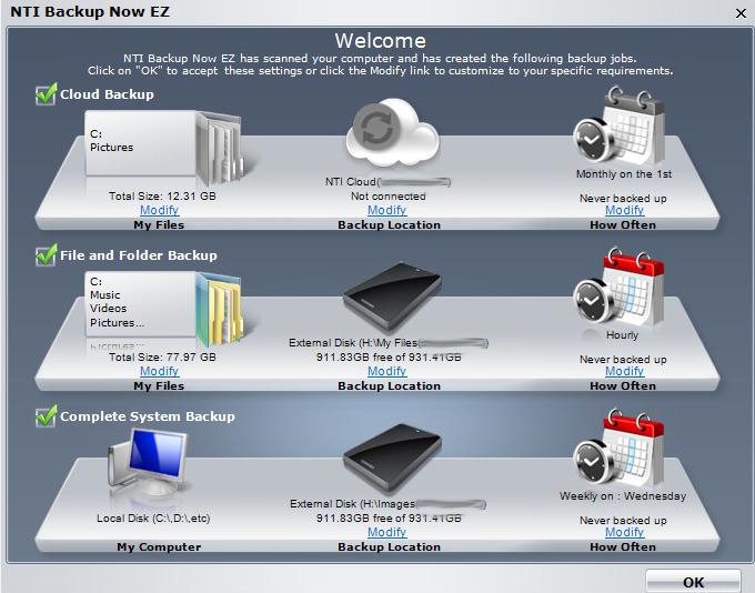NTI Backup Now EZ - HDDmag.com