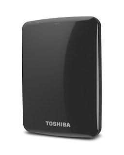 Toshiba Canvio Connect Review