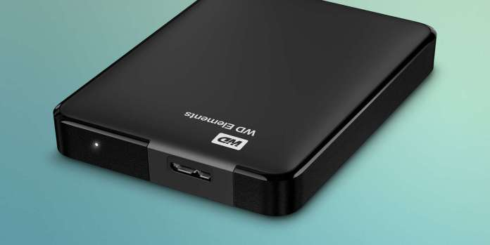 Western Digital WD Elements external portable hard drive review and specs