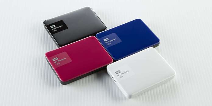 WD My Passport Ultra Portable External Hard Drive Review