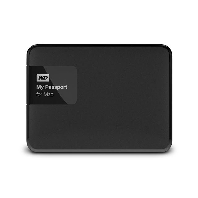 WD My Passport for Mac 1TB Portable HDD Review - The Best 1TB External Hard Drive for Mac from Western Digital