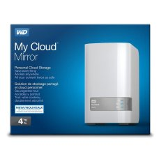 WD 4TB My Cloud box