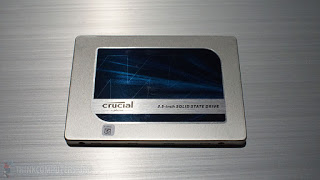 Crucial MX200 Review