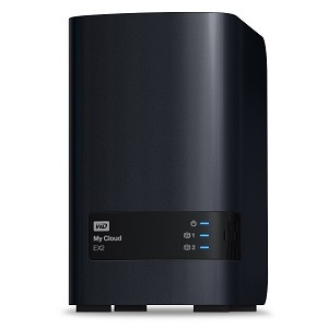 WD My Cloud EX2 REVIEW