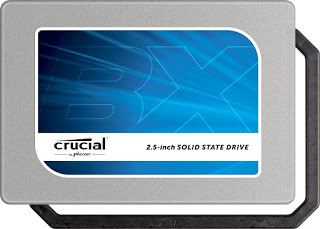 Crucial BX100 120GB SATA 2.5 Inch Internal Solid State Drive - CT120BX100SSD1 review