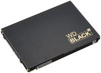 WD Black2 Dual Drive 2.5 120 GB SSD 1 TB HDD Kit (WD1001X06XDTL)
