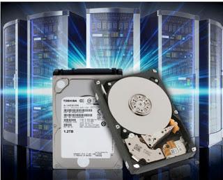 Toshiba announces next generation enterprise HDD