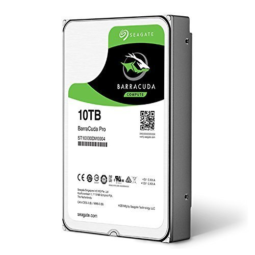 Seagate Barracuda Pro 10TB Review