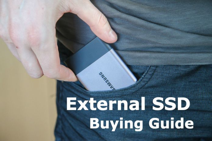 External SSD Buying Guide