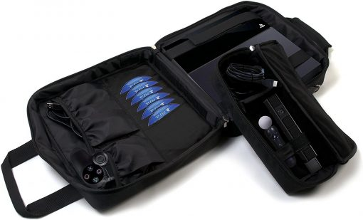 CTA Digital Multi-Function Carrying Case PS4-MFC